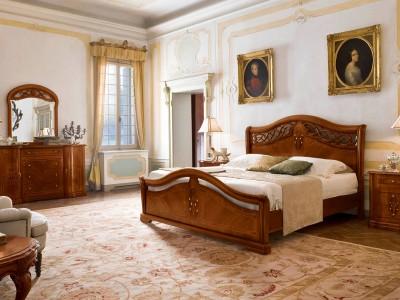 Классическая спальня Montenapoleone